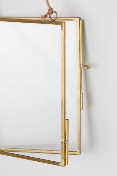 Cornice portafoto in metallo (avec images) Idées cadre