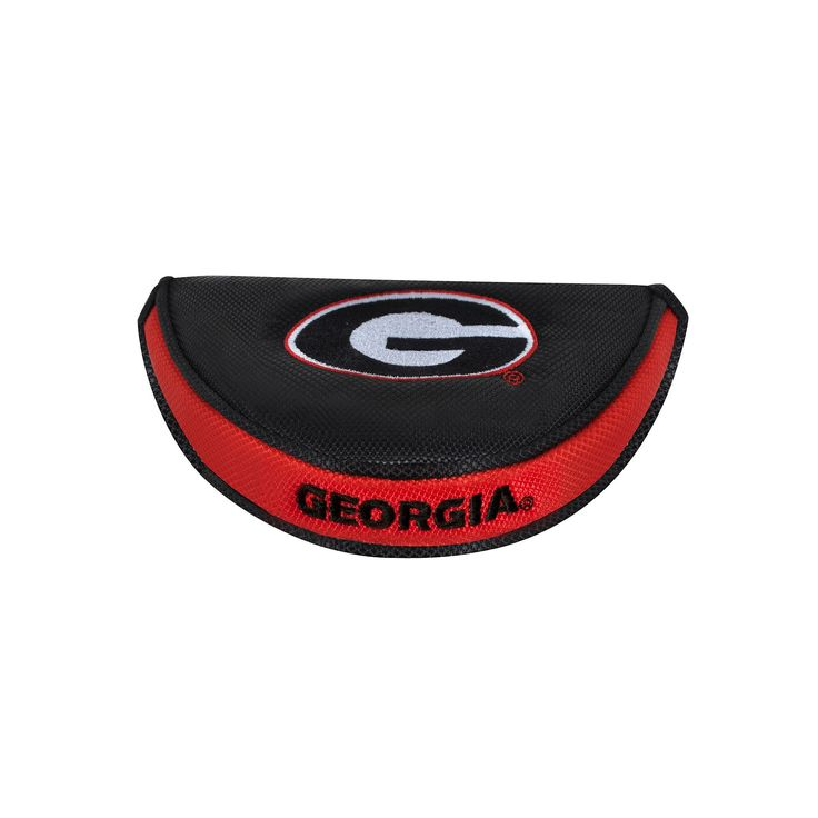 Team Effort Georgia Bulldogs Mallet Putter Cover, Multicolor