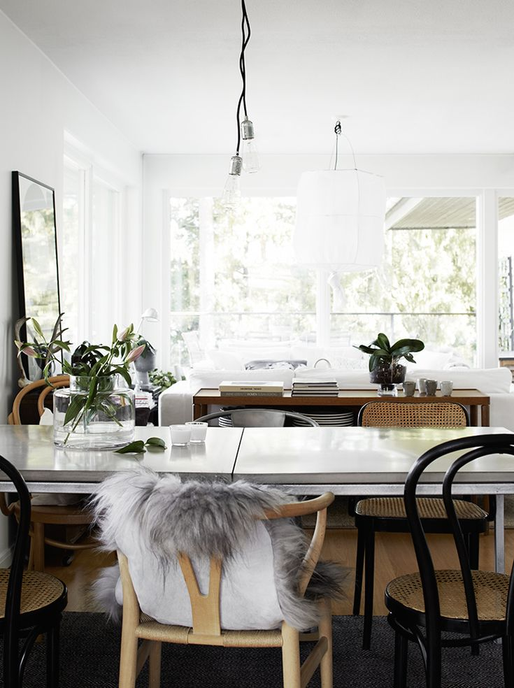 New build with an old vibe - pella hedeby - via scandinavianlovesong