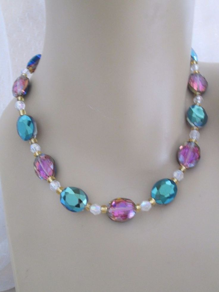 233 best Handmade Bead Necklaces by JMB Designs images on Pinterest