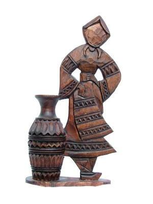 Romanian Wood Carving - Romanian Folk Art