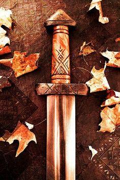 Un épée