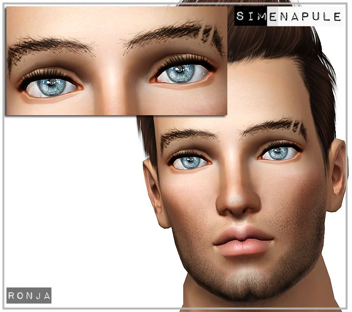Pin By Tim Neugebauer On Dd Eyebrows Sims 3 Free Sims