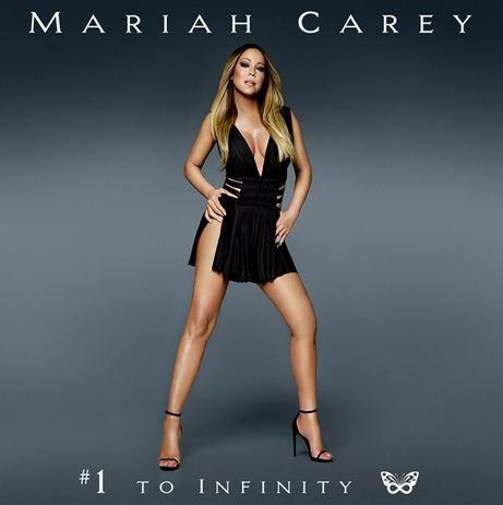 Mariah Carey se quita kilos con photoshop para la portada de su álbum 3