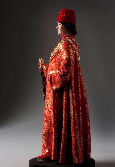 """Ludovico Sforza - Called Ludovico il Moro or """"Maur"""" from Milan."""