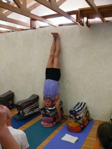 Bks Iyengar Yoga Center Ocean Beach
