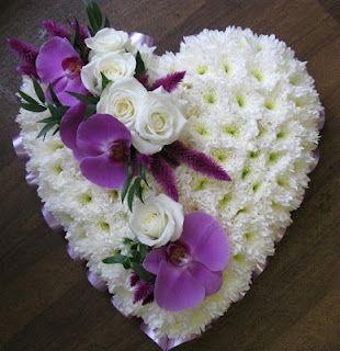 Lys Davidson @ The Flower Studio: Sympathy Flowers Duntocher, Clydebank Dunbartonshire Old Kilpatrick West Dunbartonshire