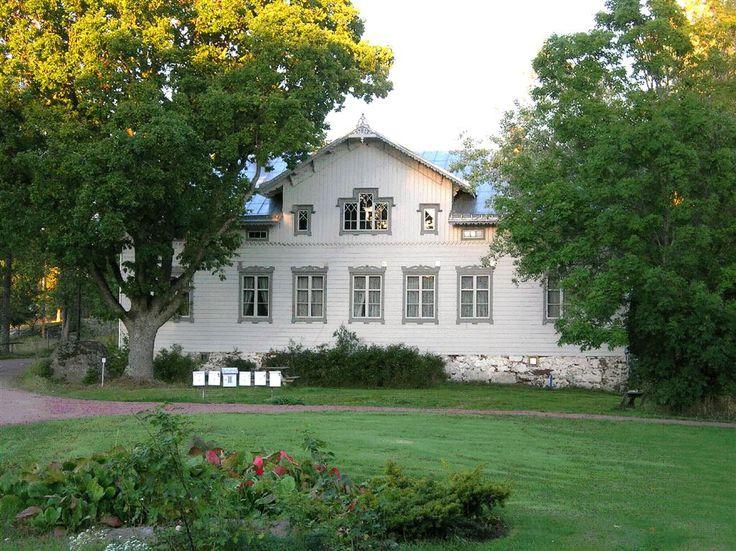 kvarnbo gasthem, Åland