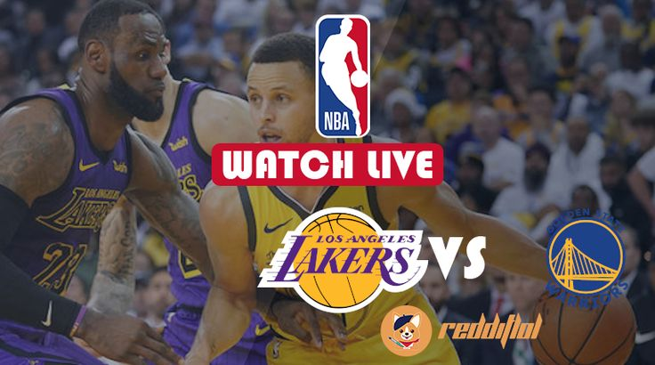 Watch Los Angeles Lakers Golden State Warriors NBA