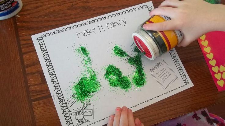 Spelling Word Practice Made Fun