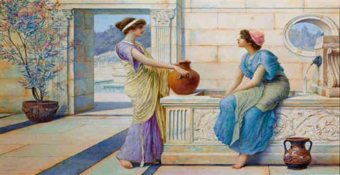 #women #ancient greece