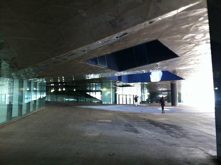 Museu Blau- Herzog and De Meuron