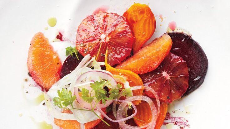 Blood Orange, Beet, and Fennel Salad Recipe | Bon Appetit