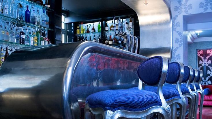 DUBLIN Ireland | Dylan Bar | Dylan Hotel | #dublin #hotelbar