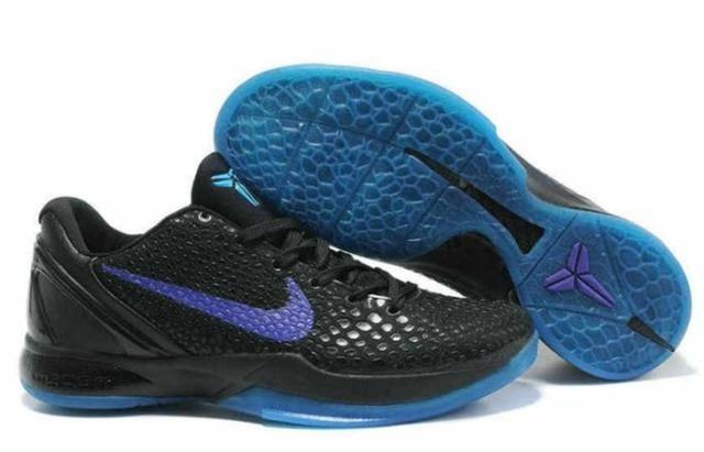 https://www.kengriffeyshoes.com/nike-zoom-kobe-6-black-purple-blue-p-1007.html NIKE ZOOM KOBE 6 BLACK PURPLE BLUE Only $78.55 , Free Shipping!