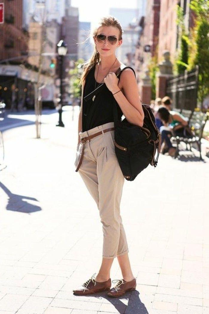 Favori Les 36 meilleures images du tableau mode sur Pinterest | Pantalons  DK08