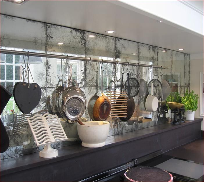 antique glass tile - Google Search | Antique mirror ...