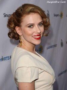 Scarlett Johansson Height, Weight, Bra, Bio, Figure Size | HeightBra.Com