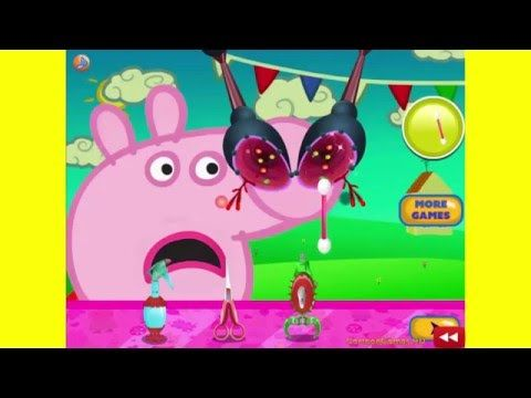 Peppa Pig  Nose Doctor ★ kids games free ★ kids games online - Best sound on Amazon: http://www.amazon.com/dp/B015MQEF2K -  http://gaming.tronnixx.com/uncategorized/peppa-pig-nose-doctor-%e2%98%85-kids-games-free-%e2%98%85-kids-games-online/