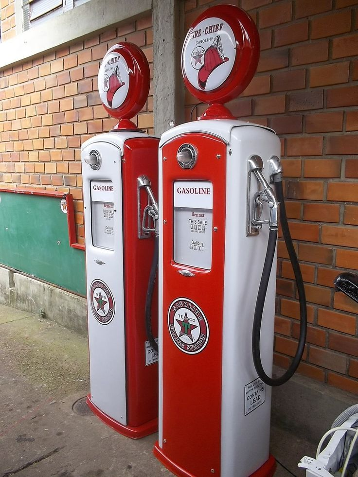 bomba gasolina antiga gilbarco