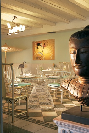 Rhodos Royal, Madame Butterfly Asian Restaurant