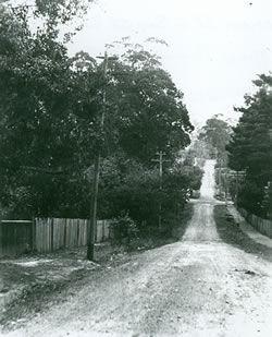 Ku-ring-gai Historical Society - Local history - Warrawee
