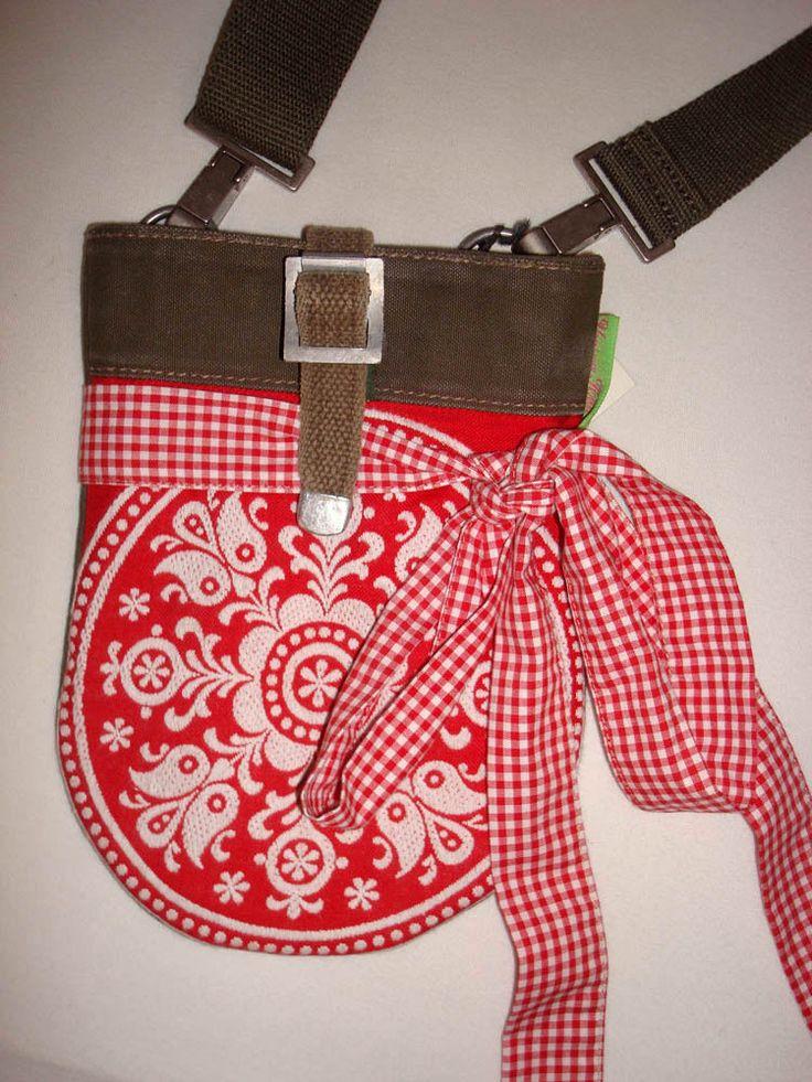 Lemonfish, Modell Liesl M, Handtasche passend zum Dirndl, Oktoberfest * NEU  * |