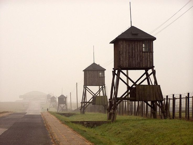 Image result for nazi camps towers
