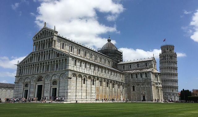 Kostenloses Bild auf Pixabay - Pisa, Turm, Kuppel