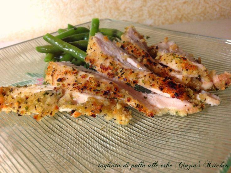 Tagliata di pollo un secondo piatto davvero gustoso, leggero e veloce da preparare.Quando si e' a corto di idee per la cena o il pranzo, l