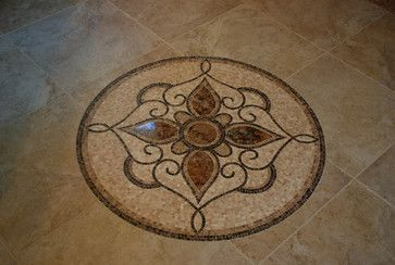 98 Best Images About Tile Medallion And Mural Designs On
