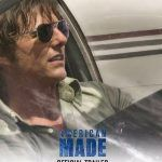A cocaine-covered Tom Cruise leads the first 'American Made' trailer