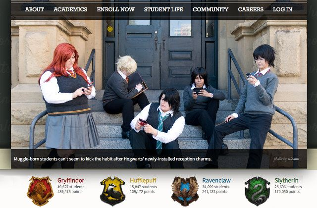Whee!: You Can Now Take Hogwarts Magic Classes Online