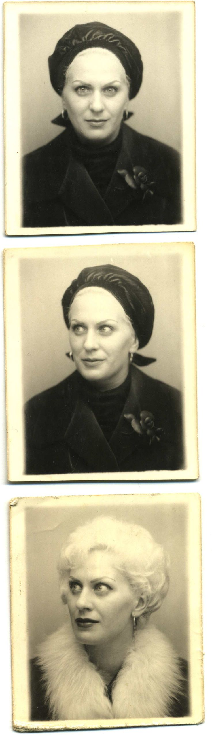 Myra Hindley's mother Nellie Hindley.