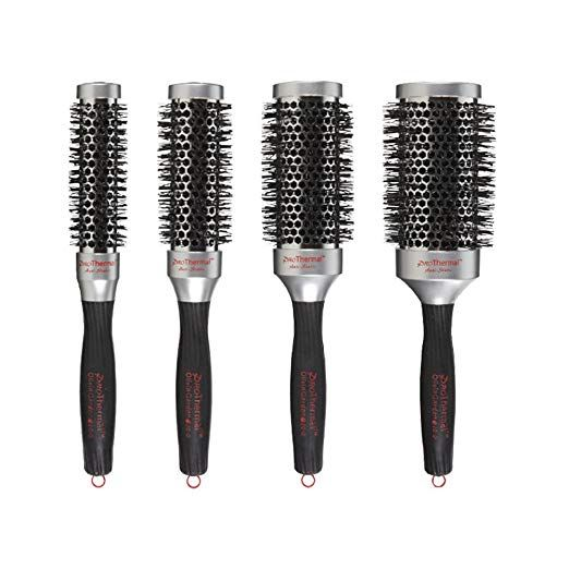 Olivia Garden Pro Thermal Brush Box Deal Contains 1 Each T 25 33 4 43 3 53 2 Review