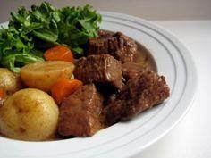 Ragoût de chevreuil au jus de pomme #recettesduqc #souper #gibier