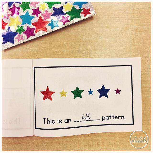 A Pinch of Kinder: My Pattern Mini Book