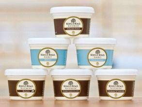 We proudly serve Kohu Road espresso ice-cream. Delicious, hand crafted, and free from preservatives and gluten!