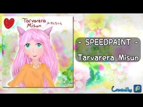 [SPEEDPAINT] Tarvarera Misun - YouTube