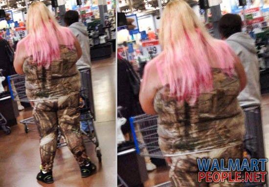 People Of Walmart Part 43 - Pics 1