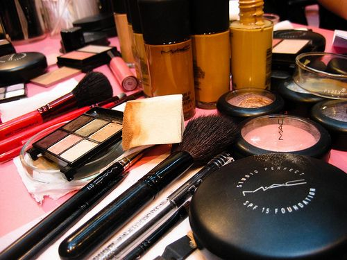 make up fashion girls mac