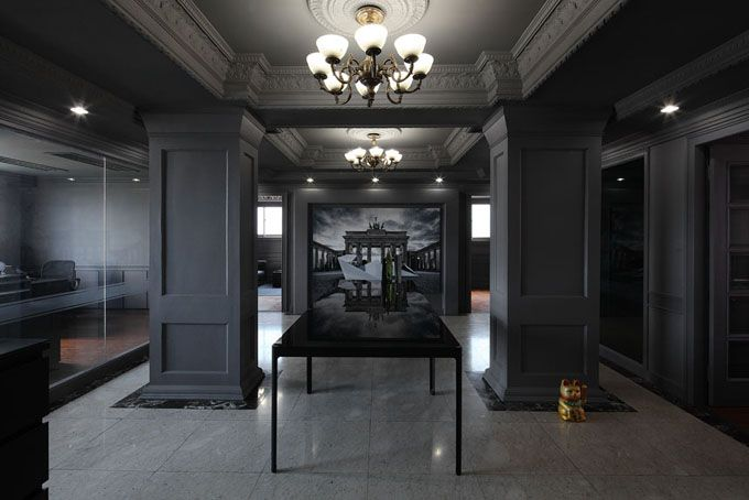 The Cool Hunter - Offices  www.oliverglassdesign.com