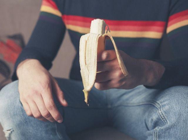 Banány sú veľmi zdravé, obsahujú množstvo vitamínov a minerálov.