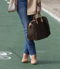Mi lado : Como combinar bolsos y zapatos