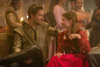 Ben Aldridge and Caroline Palmer in Reign (2013)