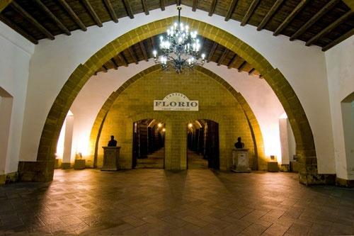 Cellars Florio - Marsala #Sicily