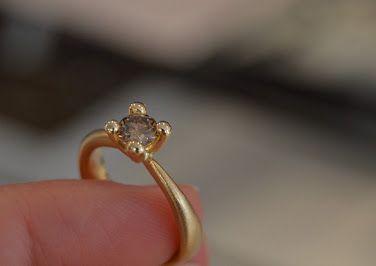 Ringen med stort R: En av mina favoriter från Milas i Köpenhamn.