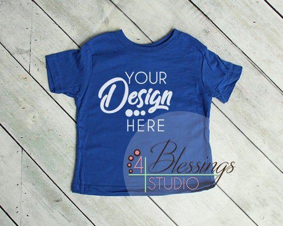 Download Free Blank Royal Blue Kids T Shirt Mockup Blue Shirt Psd Free Psd Mockups Shirt Mockup Mockup Free Psd Childrens Shirts
