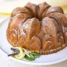 Try the Lavender-Lemon Bundt Cake Recipe on williams-sonoma.com/