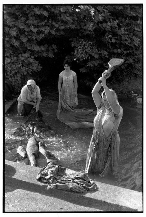 Henri Cartier-Bresson  GREECE. Epirus. 1961.